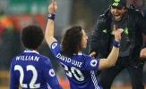 Xong mâu thuẫn giữa Luiz và Conte