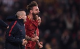 Mạnh hay yếu, derby thành Rome là của Roma