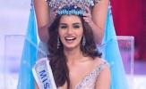 Manushi Chhillar - Tân Hoa hậu thế giới đẹp như thiên thần