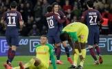 Neymar kề vai sát cánh Cavani, PSG hủy diệt cả Ligue 1