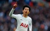 Son Heung-min đối đầu 2 cựu sao thành Manchester ở giải châu Á