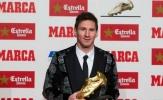 Ấn định ngày Messi nhận Chiếc giày vàng thứ 4 trong sự nghiệp