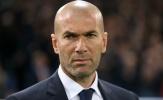 Real lên kế hoạch thay thế Zidane bằng HLV khủng