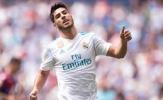 Marco Asensio, ngọc quý đang bị bỏ quên tại Real