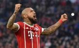 'Máu điên' của Vidal chắp cánh thành công cho Jupp Heynckes