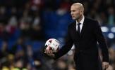 Tương lai Zidane tại Real Madrid: Đếm ngược giờ chia tay