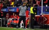 Klopp 'bó tay' khi Liverpool bị Sevilla ghi 3 bàn trong hiệp 2