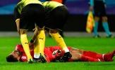 Liên tục bắn phá, Tottenham khiến thủ môn Dortmund rời sân