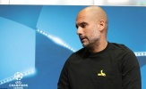 Pep Guardiola gây tranh cãi khi mặc áo ủng hộ xứ Catalonia
