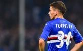 Tin buồn cho đại gia, hàng hot Sampdoria sẽ không ra đi vào Tháng Giêng