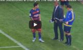 5 lần Messi vào sân và định đoạt trận đấu