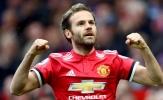 Xong tương lai Juan Mata tại Man Utd