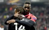 'Thẻ đỏ' giúp Balotelli thêm bùng nổ