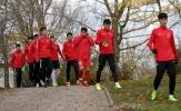 U20 Trung Quốc gặp sự cố ở Đức: Tiền là không đủ