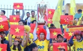 CĐV Thanh Hóa máu lửa, mong chờ chức vô địch V-League 2017
