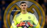 Courtois từ chối Chelsea: Mối họa Real Madrid