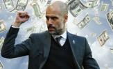 Guardiola và cái mác chỉ biết 'đốt tiền'