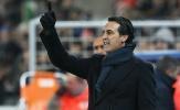 PSG thua trận đầu, Unai Emery nói gì?
