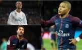 ĐHTB vòng bảng Champions League: Siêu hàng công, không có chỗ cho Messi hay M.U