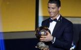 Fans Messi và Ronaldo 'khẩu chiến' dữ dội về Quả bóng vàng 2017
