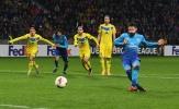 Tổng hợp lượt cuối vòng bảng Europa League: Nhạt nhòa ván cờ tàn