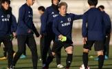 U23 Nhật Bản không cần thử sân, chỉ tập 4 buổi trước M150 Cup