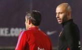 Ai có thể thay thế Mascherano tại Barca?