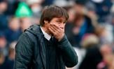 Ngày Conte đầu hàng trước David Moyes