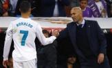 Zidane: Tôi đã nói là hãy cảnh giác với Ronaldo