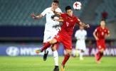 """""""Sao"""" trẻ U23 Việt Nam tự tin trước trận đấu với U23 Uzbekistan"""