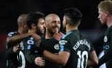 Man City và những thống kê vĩ đại nhất lịch sử bóng đá Anh