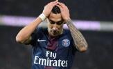 'Thiên thần gãy cánh' đang không vui tại PSG