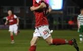 Jamie Vardy tái ngộ 'ân nhân' ở vòng 3 FA Cup