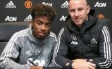Man Utd 'trói chân' được thần đồng 17 tuổi