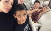 Gia đình 'rồng rắn' sang Trung Đông cổ vũ Ronaldo