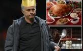 Mourinho cấm cửa học trò tổ chức giáng sinh