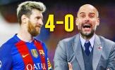 Ngày Lionel Messi khiến Pep Guardiola tức giận