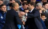 Pochettino bênh vực Guardiola sau scandal 'đập phá' Old Trafford