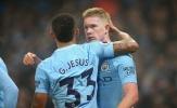 Cầu thủ Man City hát bài giễu nhại Man Utd