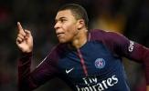 Cầu thủ trẻ Pháp xuất sắc nhất năm: Mbappe đánh bại sao Man United