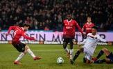 Hòa '8 bàn thắng', Leverkusen bỏ lỡ cơ hội giành ngôi nhì bảng