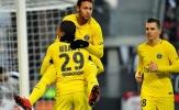 Neymar và Mbappe 'song kiếm hợp bích', PSG hủy diệt Rennes