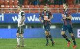 Thua trận thứ hai, 'ngựa ô' La Liga đánh rơi ngôi nhì bảng