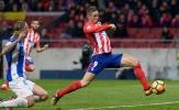 Torres 'giải cứu', Atletico phả hơi nóng vào Barca