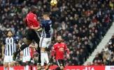 TRỰC TIẾP West Brom 1-2 Man Utd: Khung thành Quỷ đỏ chao đảo (KẾT THÚC)