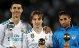Vượt Ronaldo, Modric hay nhất FIFA Club World Cup