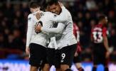 Chấm điểm Liverpool 4-0 Bournemouth: Bay cao cùng người Brazil
