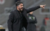 Chiến thắng derby, AC Milan níu kéo Gattuso