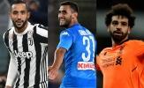10 báu vật từ lục địa đen khuấy đảo thế giới bóng đá 2017