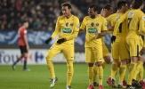 PSG hủy diệt Rennes bằng 3 cú đúp